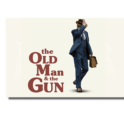 The Old Man & the Gun (12A)